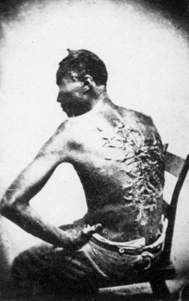 Esclave fouété